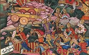 Alliances at Third Battle of Panipat