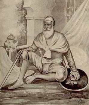Baba Ala Singh (Source: https://www.sikh-heritage.co.uk/heritage/Maharajas%20of%20Punjab/Mah%20Punj%20States.htm)
