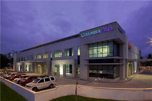 Columbus Asia Hospital