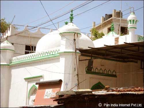A Popular Mosque in Patna