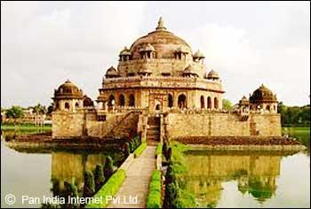 A Famous Masjid in Patna
