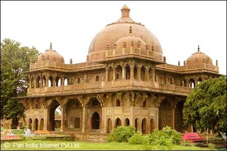 A Popular Dargah in Patna