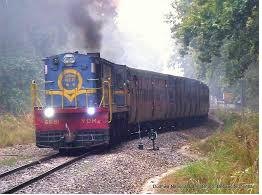Trains from Pilibhit