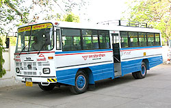 Buses from Pilibhit