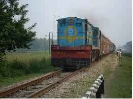 Pilibhit rail transport