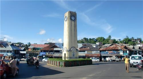 Utilities and services in Port Blair