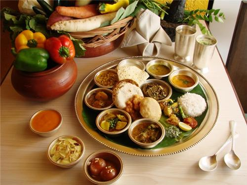Vegetarian Restaurants in Port Blair