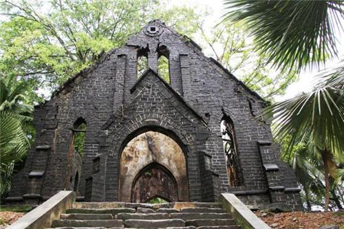 Churches in Port Blair