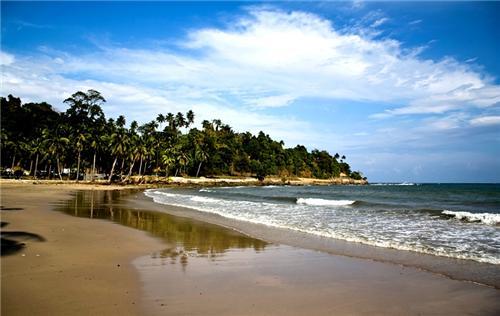 corbyn cove beach