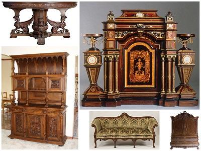 Pondy Antique Furniture Showrooms