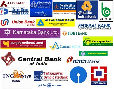 Banks in Pondy