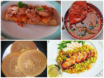 Food in Puducherry
