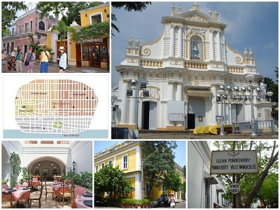 Puducherry French Culture