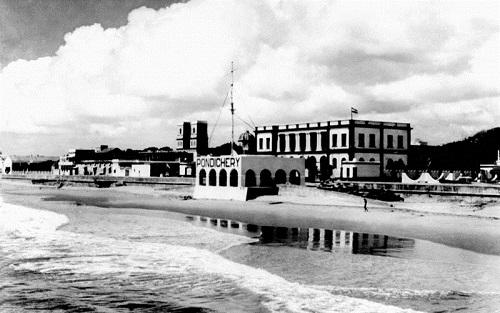 History of Puducherry