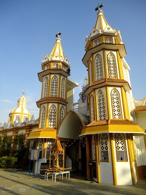 Church in Puducherry
