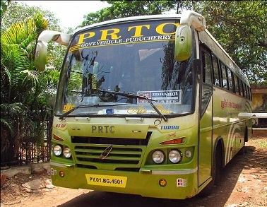 PRTC Buses in Puducherry