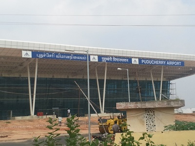 Pondy airport