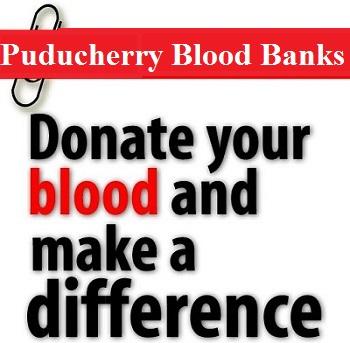 Puducherry Blood Banks