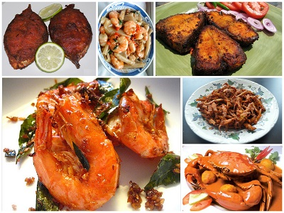 Puducherry Seafood Hotels