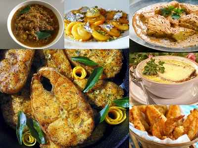 Special dishes of Puducherry
