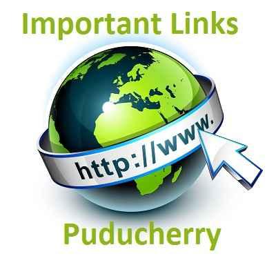 Pondy Important Govt Links