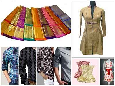 Pondy Textile Showrooms