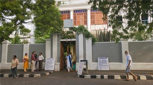 Tours to Aurobindo Ashram in Puducherry