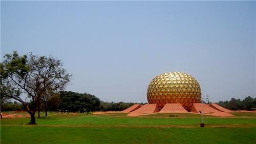 Tour to the Auroville in Puducherry