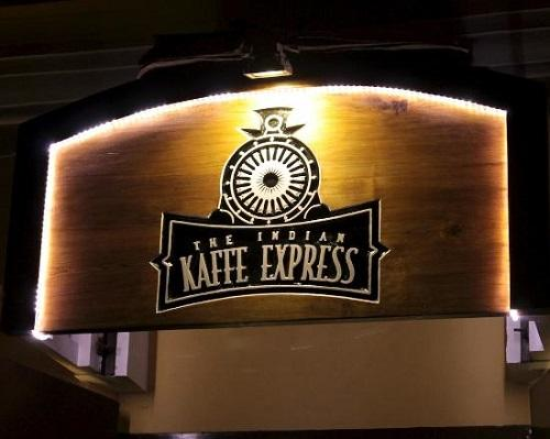 Indian Kaffe Express