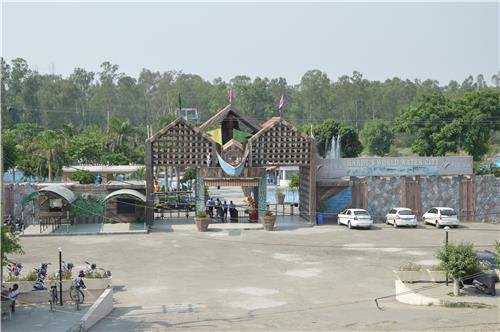 Eye Catching View of Hardys World in Ludhiana