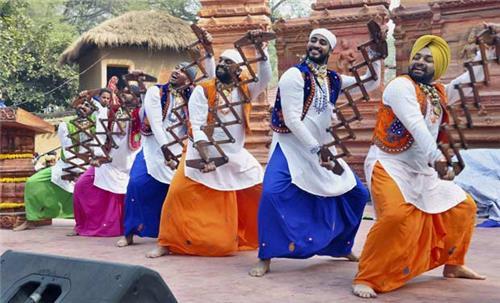 dance of Punjab