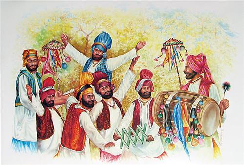 Art & Craft of Punjab