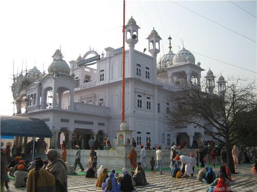 Gurdwara Beed Baba Budha Sahib Ji in Punjab