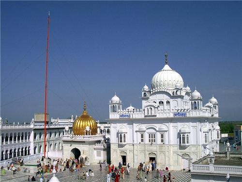 Gurdwara Goindwal Sahib in Punjab