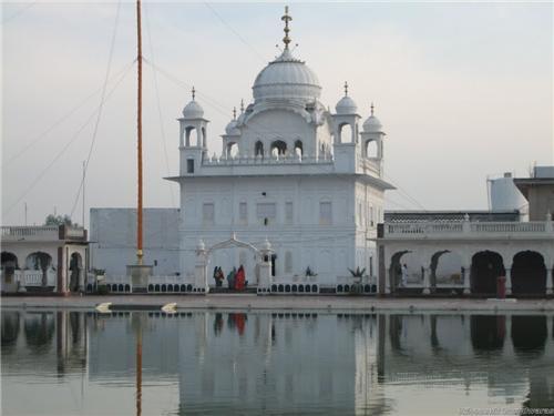 Khadoor Sahib Gurdwara In Punjab