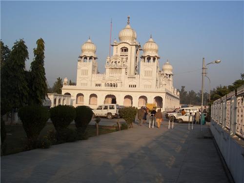 Gurudwara Patalpuri in Punjab