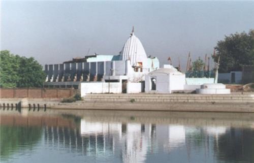 Ramtirth temple near Amritsar
