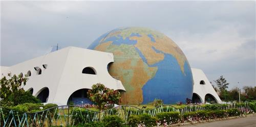 Wonderful Attractions of Pushpa Gujral Science City in Kapurthala