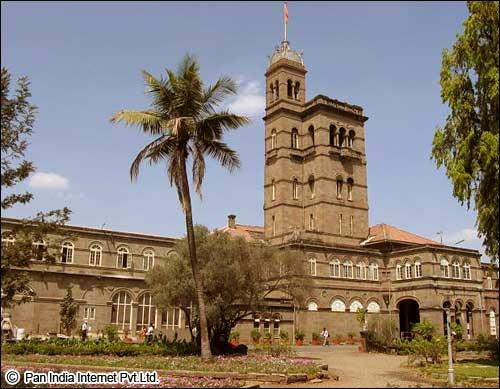 Pune University – One of the famous buildings in Pune