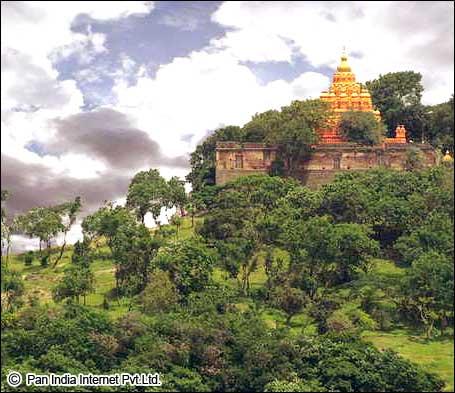 Parvati Hill Temples in Pune, Maharashtra