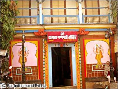 Kasba Peth Ganapati Pune, Maharashtra