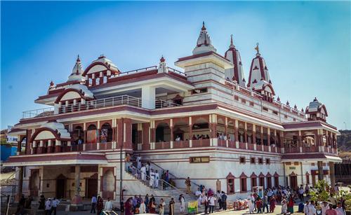 ISKCON Temple Pune Location