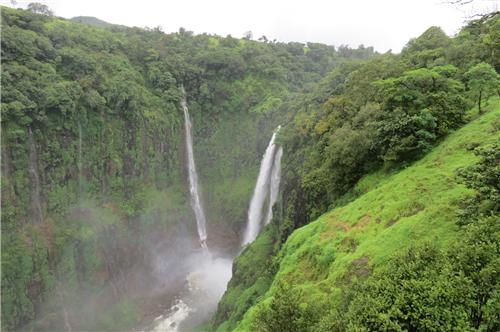Waterfalls near Pune