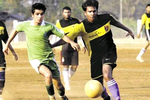 Football Coaching Centres in Pune