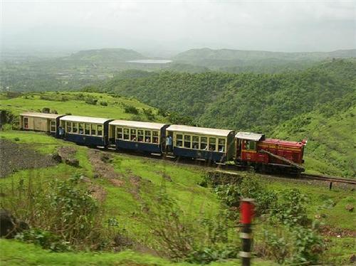 Matheran Toy Train