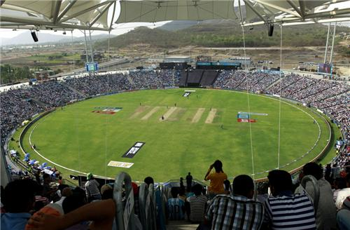 MCA Pune International Cricket Centre