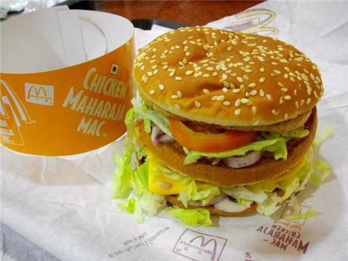 McDonald Home Delivery Pune
