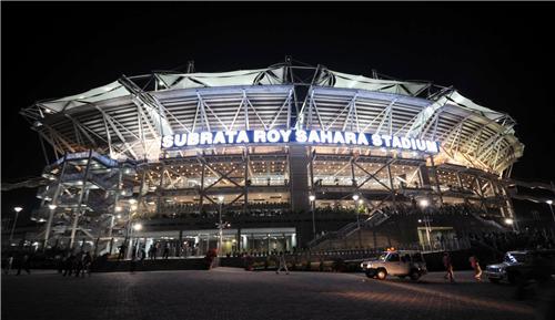 Subrata Roy Sahara Stadium in Pune