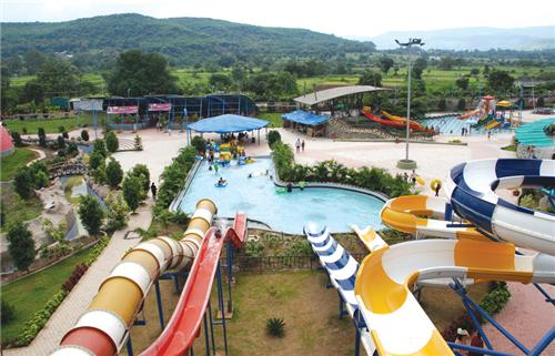 Krushnai Water World in Pune