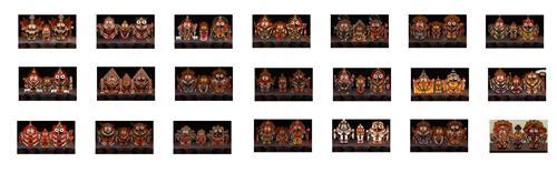 Different Bhesas of lord Jagannath